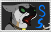 Sparkle Slayers Fan Stamp: Gayza by Whitelupine