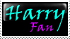 Harry Fan Stamp by Whitelupine