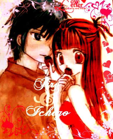 ichigo and jiro