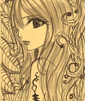Lea the Leaf-fairy