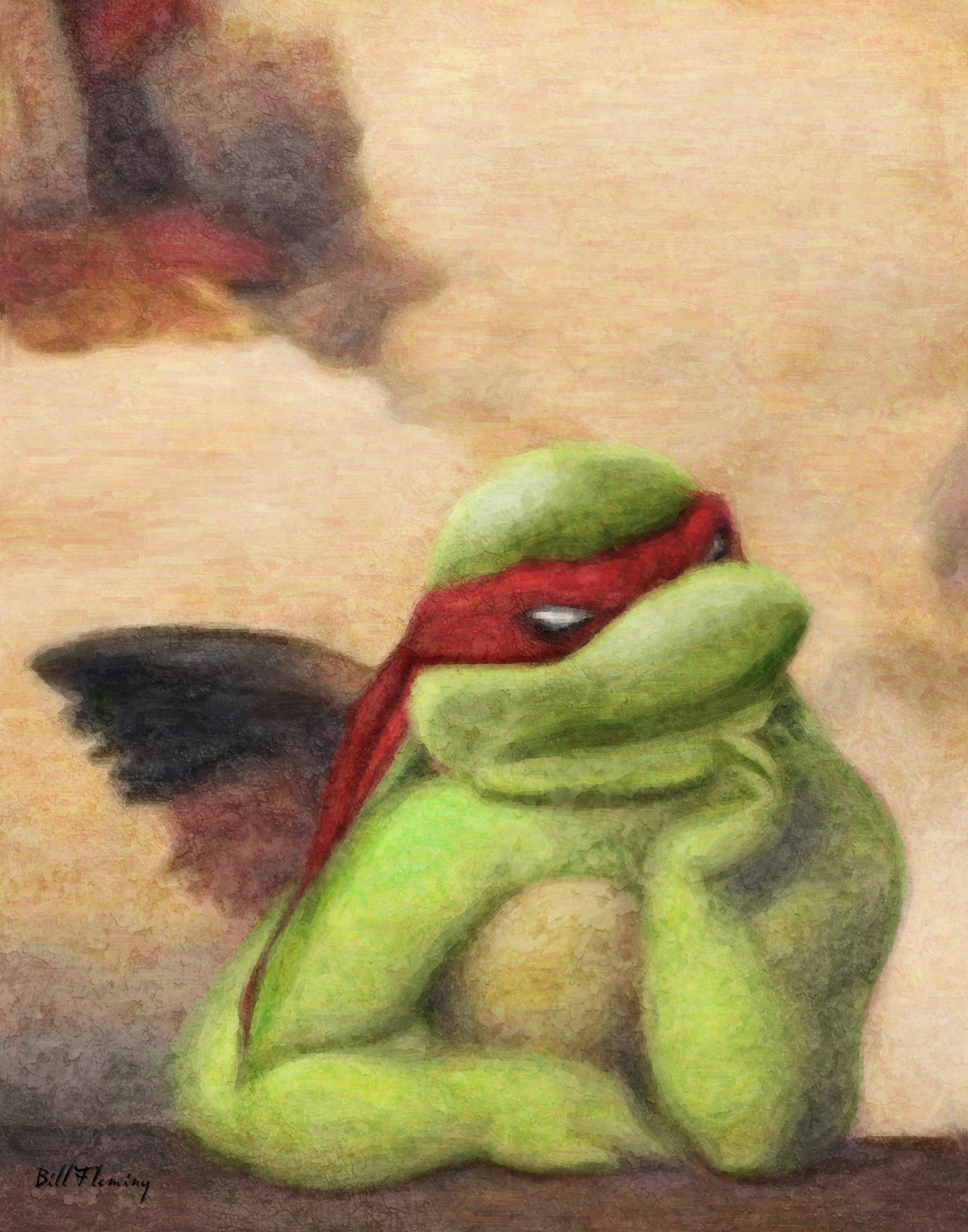 Raphael by KomodoEmpire