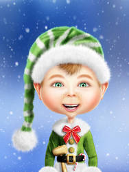 Whimsie Elf Boy