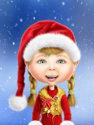 Whimsie Elf Girl