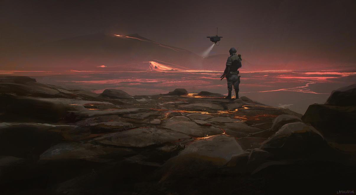 Mister Lava Lava by JeremyPaillotin