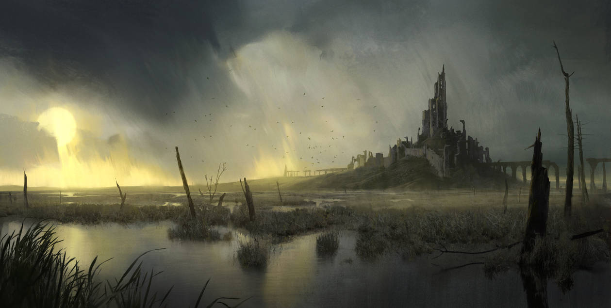 Nore's Mire by JeremyPaillotin