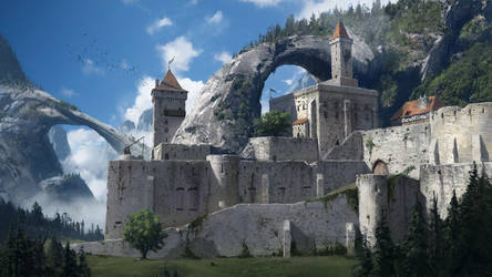 Fortress of the Arch