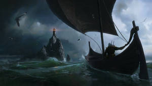 Eldberg Lighthouse - The Witcher III