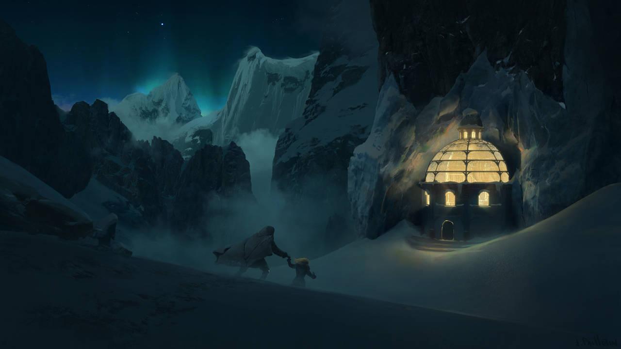 Nordridge Refuge by JeremyPaillotin
