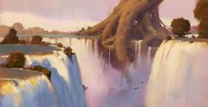 Waterfalls + Process video