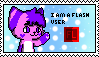 Flash User Stamp [F2U] by UltraSpear123