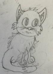 A attempt at a cat