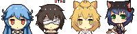 Pixel Icon Batch by tsunyandere