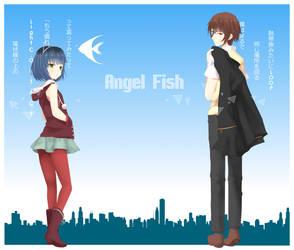 UTAU PV: Angelfish + VCV DL by tsunyandere
