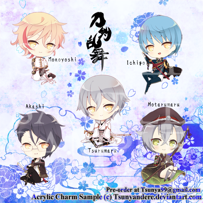 Tourabu Bg For Charm4 by tsunyandere