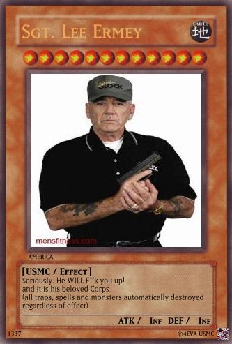 sgt r lee ermey 2  Meme Generator