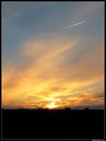 Over the sun by spirik