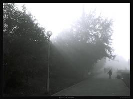 Lonely lantern... by spirik