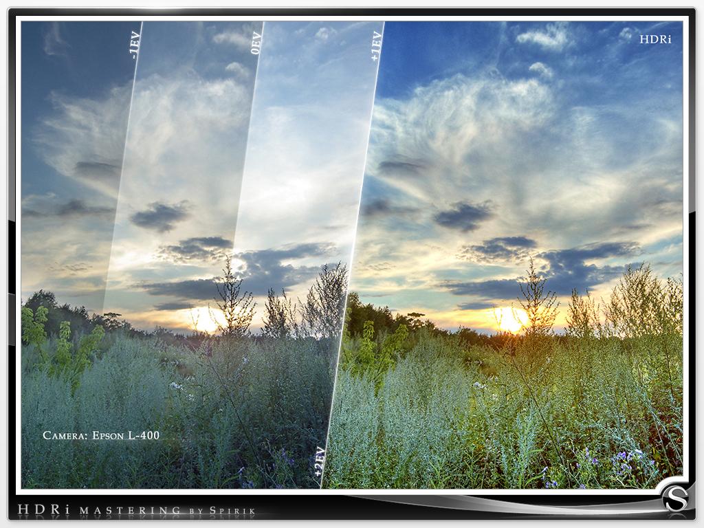 Vivid Scenery HDRi Mastering by spirik
