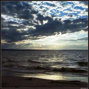 Peacefull uncalmness