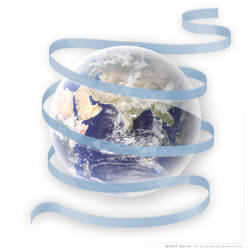 Earth by spirik