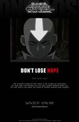 DON'T LOSE HOPE - ATLA-Clip