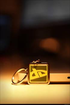 dA Keychain - 03