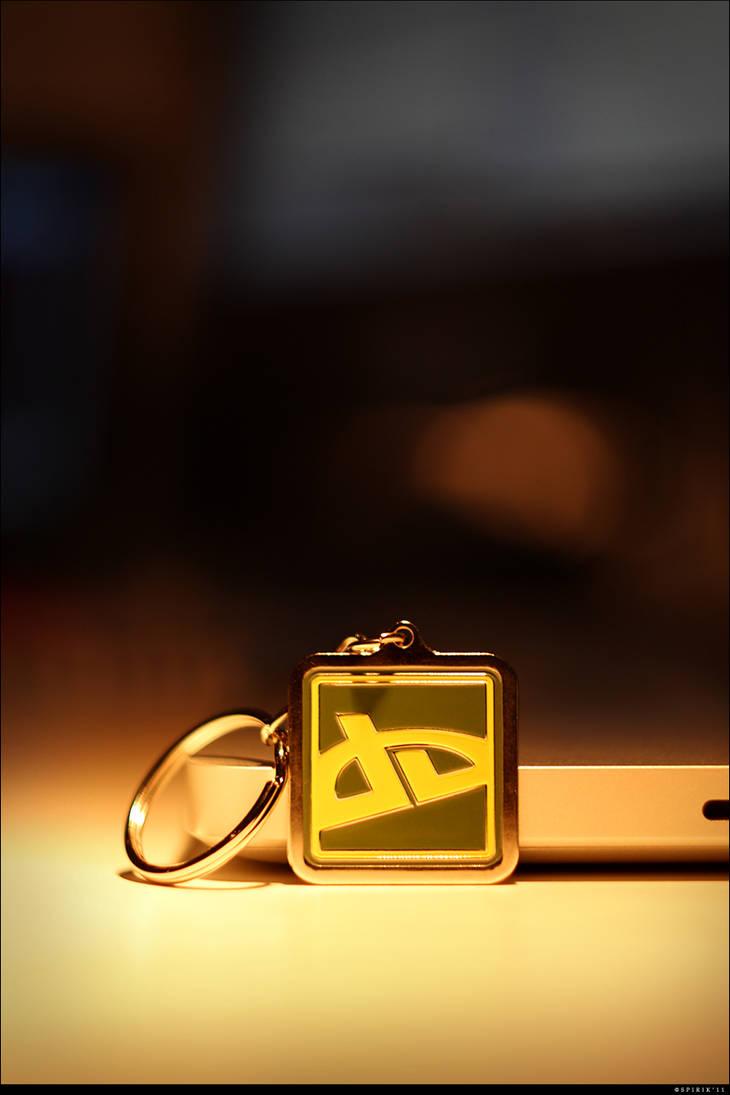 dA Keychain - 03 by spirik