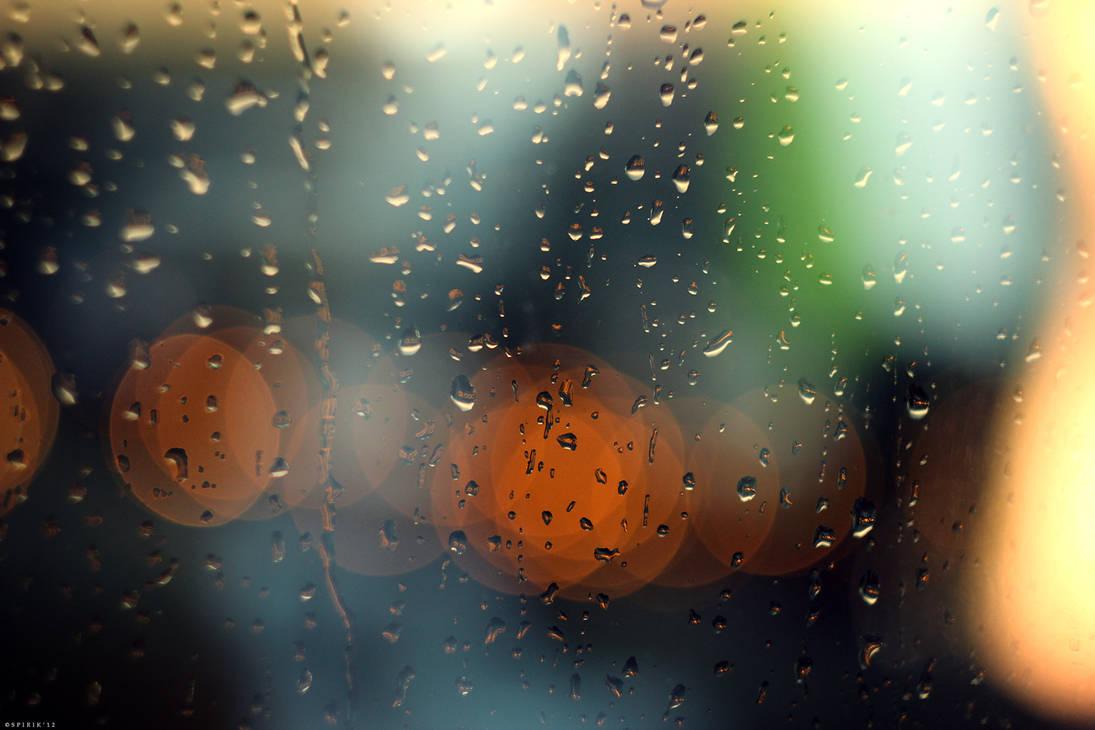 Raindrops - 03 by spirik