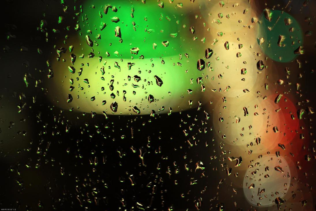 Raindrops - 04 by spirik