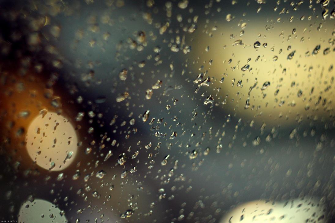 Raindrops - 06 by spirik