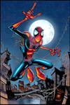 SPIDER-MAN :: FCO colours