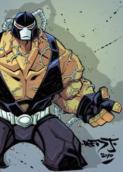 OC2 sketch 18 :: Bane