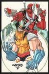 Deadpool y Wolverine :: Copics
