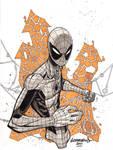 Spider-Man :: Sketch 02