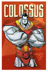 Colossus :: Red by Red-J