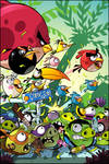 Angry Birds Issue 1 cover art