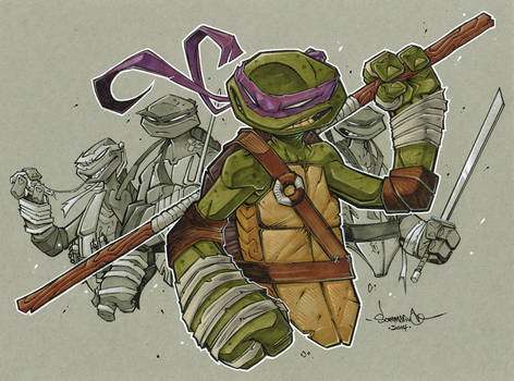 Donatello Markers