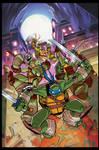 TMNT Amazing Adventures 1 Cover
