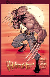 Wolverine in Colour