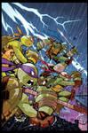 TMNT Amazing Adventures 2 COVER