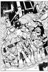 TMNT Amazing Adventures 4 COVER INK