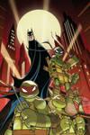 Batman TMNT Adventures Cover 01