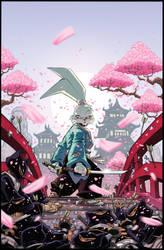 USAGI YOJIMBO 16 Variant Cover Art
