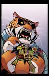 TMNT Amazing Adventures 6 Cover Art