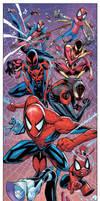 Spiderverse Marvel 80th anniversary