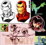 Sketch7: Iron Funkee