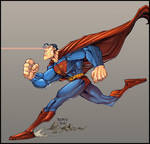 Run Superman, Run....