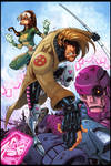 XMEN :: Gambit and Rogue