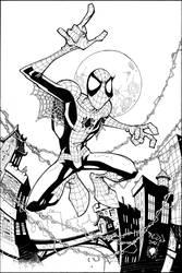 Spider-man Funkafied by Red-J