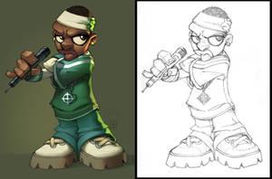 Green :: MC toy design IV